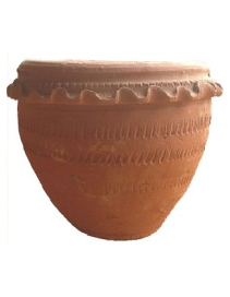 Rounded Pot-1