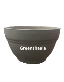 Concrete Bowl Pot-I